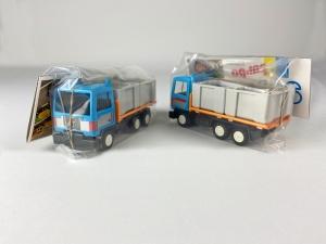 Grip Turbo DDR Spielzeug Lastwagen OVP