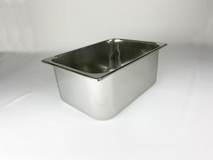 Gastronorm Behälter aus Edelstahl 10L